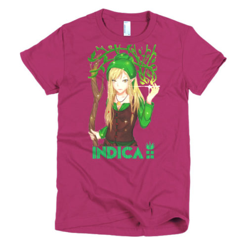 Indica Ladies' tee Colors