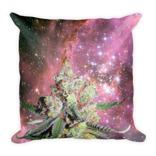 Nebula Maneater Weed Pillow