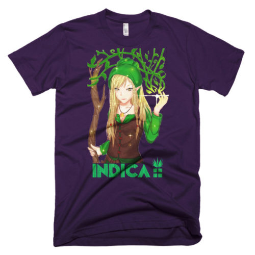 Indica t-shirt colors